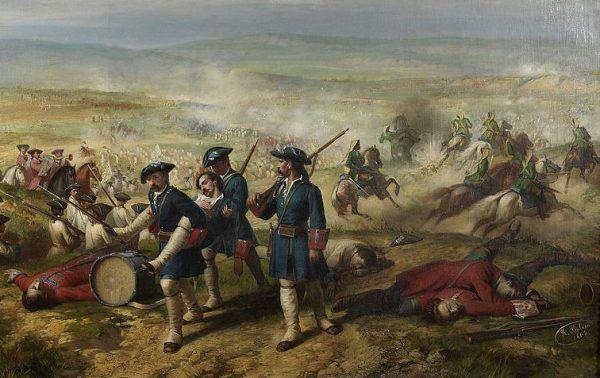 Trwałe kalectwo równało się usunięciem z wojska. W efekcie na ulicach aż roiło się od byłych okaleczonych żołnierzy.
