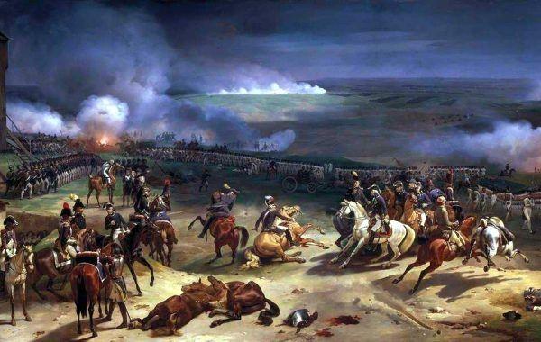 Dożywotnia służba w armii? Właśnie taki los czekał na XVIII-wiecznego rekruta. Na ilustracja bitwa pod Valmy.