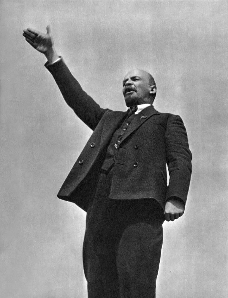 Lenin doskonale zdawał sobie sprawę, że zdobycie Ukrainy to być albo nie być bolszewickiej rewolucji.