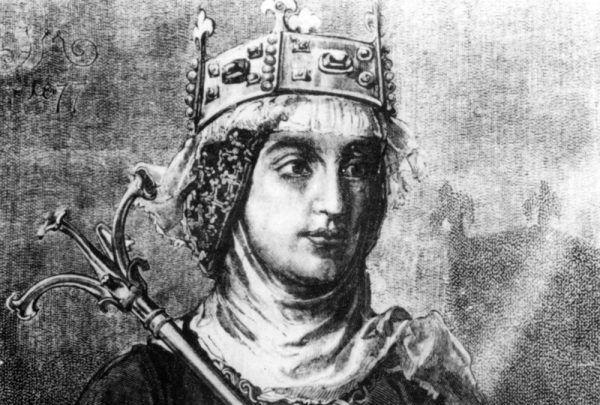 Siostrzenica Ottona III - Rycheza