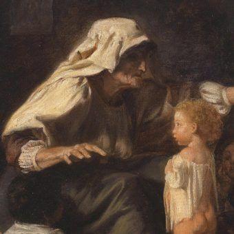 """Dziewiętnastowieczny obraz niemieckiego malarza """"Ekscytujące historie"""" idealnie pasuje jako zilustrowanie Waszych komentarzy. Zapraszamy do lektury!"""