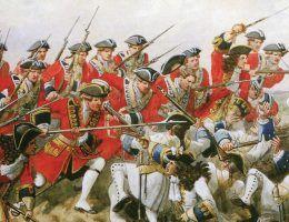 Życie XVIII-wiecznego rekruta było prawdziwym koszmarem. Na ilustracji bitwa pod Malplaquet.
