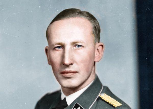 """Pomysłodawcą najbardziej radykalnego rozwiązania """"kwestii żydowskiej"""" był Reinhard Heydrich."""
