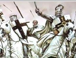 """Zakon krzyżacki był jednym z trzech największych chrześcijańskich zakonów rycerskich. Powstał na fali krucjat w XI i XII wieku. Z podbitym w wyniku """"chrystianizacji"""" ziem, stworzył własne państwo."""