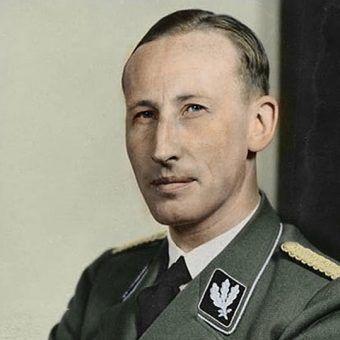 Reinhard Heydrich był zdaniem Hitlera jednym z najlepszych narodowych socjalistów.