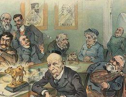 Andrew Carnegie oraz inni najbogatsi Amerykanie jego czasów.