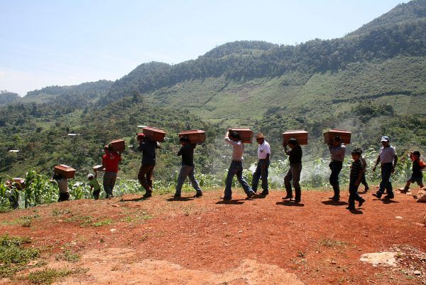 W gwatemalskim konflikcie zginęło nawet 200 tysięcy osób. Dziesiątki tysięcy zaginęły bez wieści.