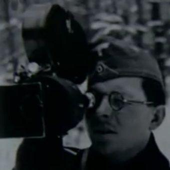Willy Wist, szef ekipy filmowej, która w maju 1942 roku przyjechała do okupowanej Warszawy, by nakręcić w getcie film. Szczyt niemieckiej obłudy.