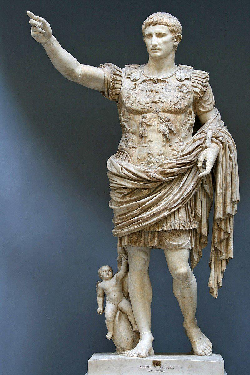 Nawet reformy samego Oktawiana Augusta nie ukróciły plagi rozwodów w Rzymie...