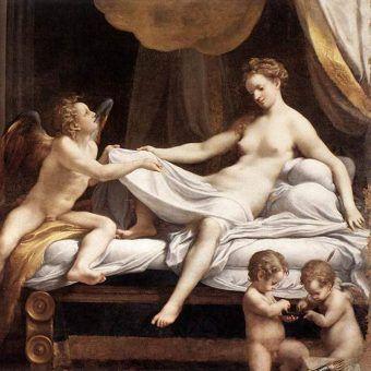Idealne dziecko? Już starożytni o tym myśleli. Na ilustracji obraz Antonia Correggia.