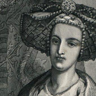 Elżbieta Bośniaczka w wyobrażeniu Jana Matejki