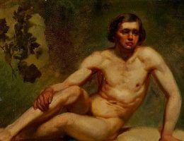 Niewolnicy byli dla starożytnych Rzymian zwykłym towarem. Aby zaspokoić swoje zachcianki, nie wahali się ich nawet kastrować... Na ilustracji obraz Jacoba Marisa.