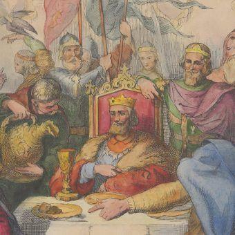 Kazimierz Wielki dał się kompletnie ograć Luksemburgom.
