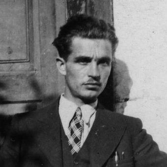 Marian Bernaciak, ps. Orlik (fot. domena publiczna)