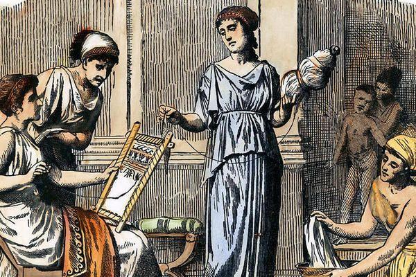 Nie mogły wychodzić z domu. Nie pozwalano im się uczyć. Bardziej ceniono hetery niż prawowite małżonki. Tak wyglądało życie kobiet w starożytnych Atenach – mieście, w którym zrodziła się demokracja.