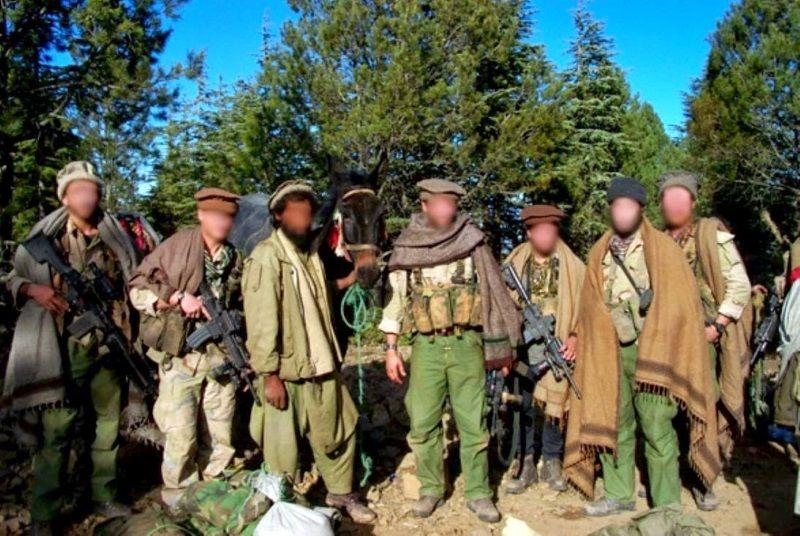 Operatorzy Delty przebrani za afgańskich cywili (fot. domena publiczna)