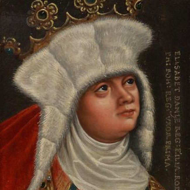 Ryksa Elżbieta według Antoniego Boysa.