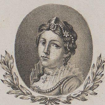 Salomea z Bergu według Teofila Żychowicza.