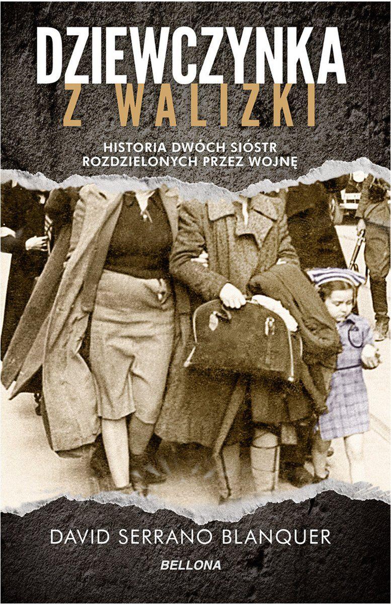 """Artykuł powstał z inspiracji najnowszą książką Davida Serrano Blanquera """"Dziewczynka z walizki"""" (Bellona 2018), w której autor opisał historię wyniesionego z getta żydowskiego dziecka, które po latach odkrywa swoją przeszłość."""