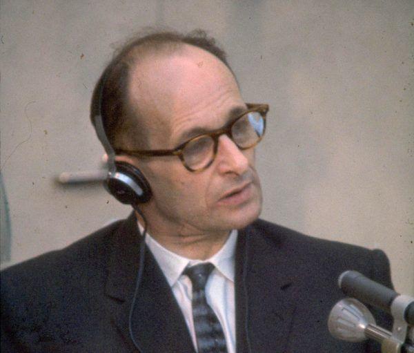 Protokół z konferencji spisał jeden z jej uczestników, Adolf Eichmann.