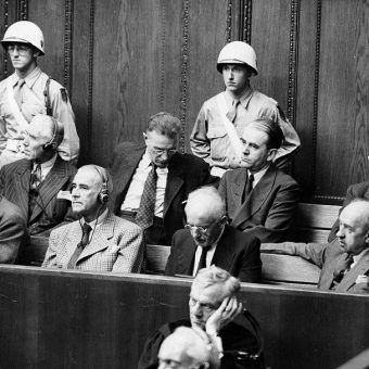 W trakcie powojennych procesów przywódców III Rzeszy konfrontowano z popełnionymi przez nich zbrodniami. Czy któryś odczuwał wyrzuty sumienia?