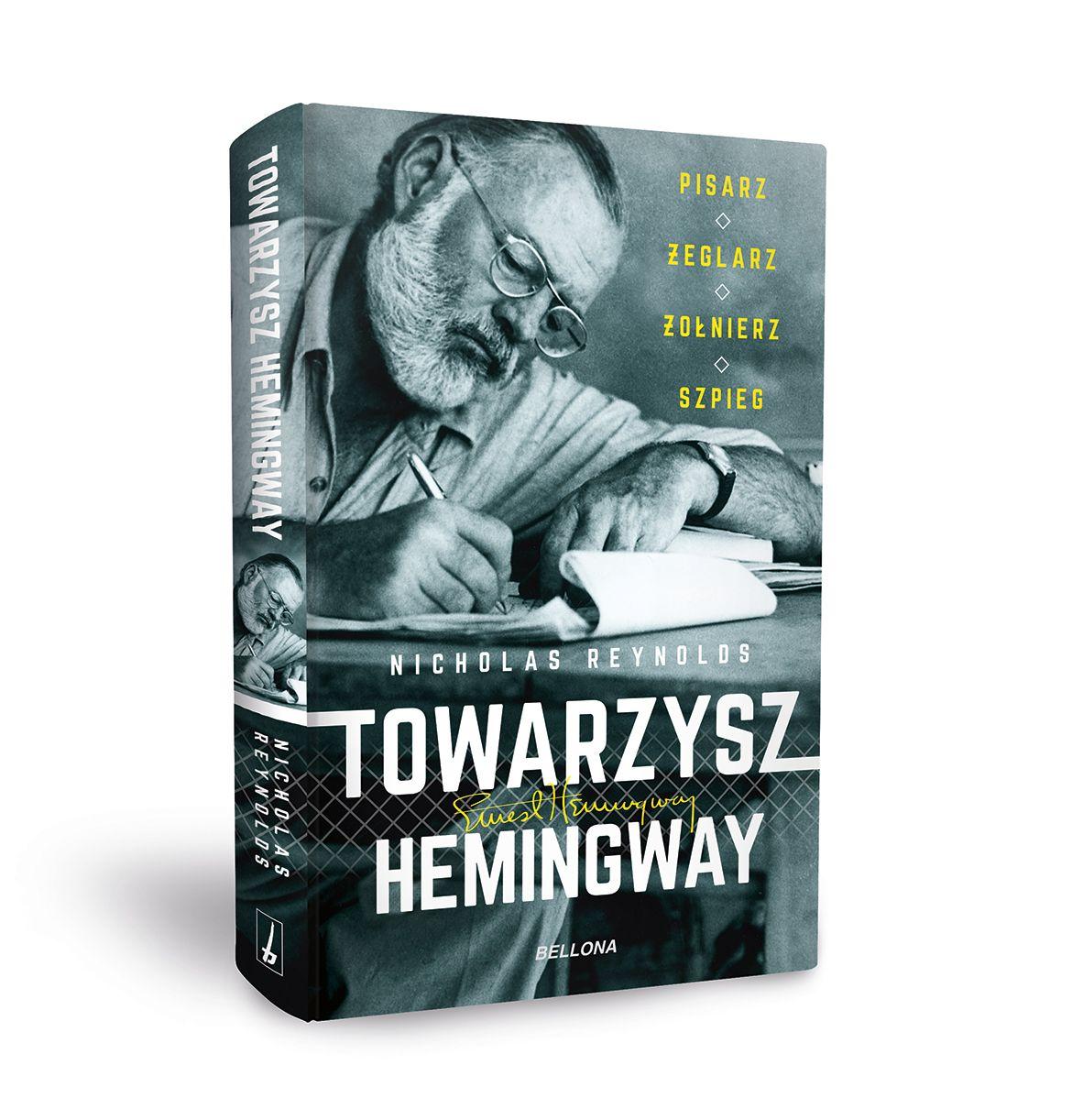 """Artykuł powstał między innymi w oparciu o książkę Nicholasa Reynoldsa """"Towarzysz Hemingway. Pisarz, żeglarz, żołnierz, szpieg"""" wydaną nakładem wydawnictwa Bellona."""