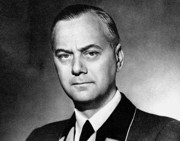 """Alfred Rosenberg uważał, że zlikwidowanie """"żydokomuny"""" jest dziejową misją nazistów. Nic nie wskazuje na to, by pod koniec życia zmienił zdanie."""