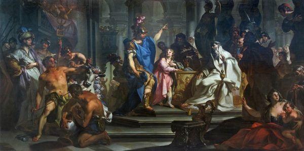 Hannibal jeszcze jako dziecko ślubował, że do końca życia pozostanie wrogiem Rzymu.