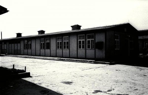 Pierwszy dom publiczny dla więźniów powstał w Mauthausen.