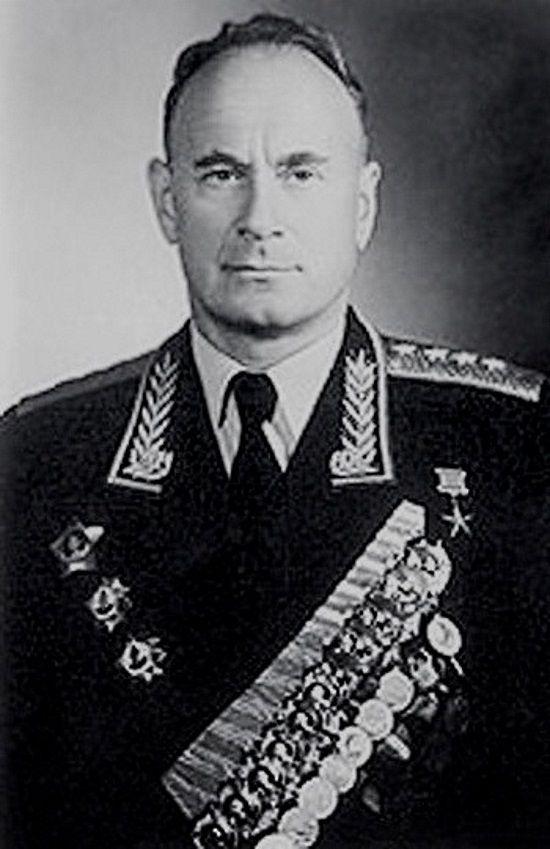 Generał Iwan Sierow odpowiedzialny za polski wywiad po wojnie (fot. Mil.ru, lic. CC BY 4.0)