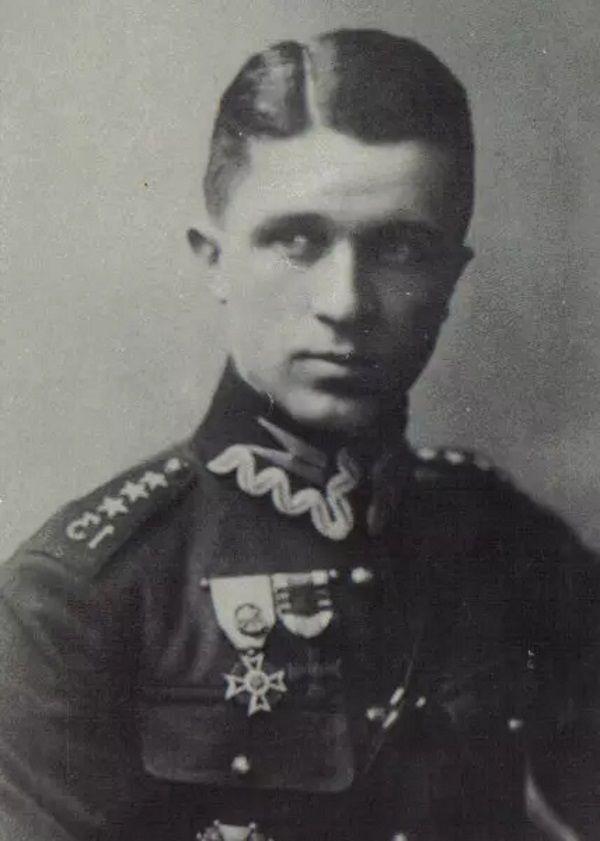 Jerzy Sosnowski, polski as wywiadu (fot. domena publiczna)
