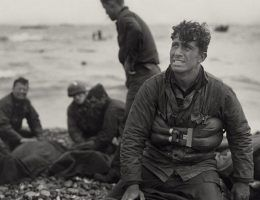 Jak duże były amerykańskie straty w Afryce i Europie podczas II wojny światowej?