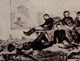 Polscy zesłańcy na Sybir (fot. domena publiczna)