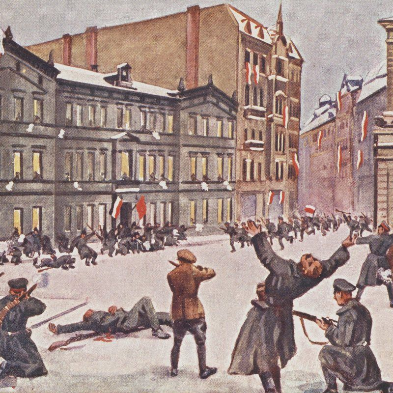 Tylko w trakcie powstania wielkopolskiego życie straciło niemal 2300 osób.