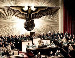 Co o polityce III Rzeszy pisał człowiek, który stworzył Hitlera?