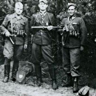 Żołnierze wyklęci (fot. domena publiczna)