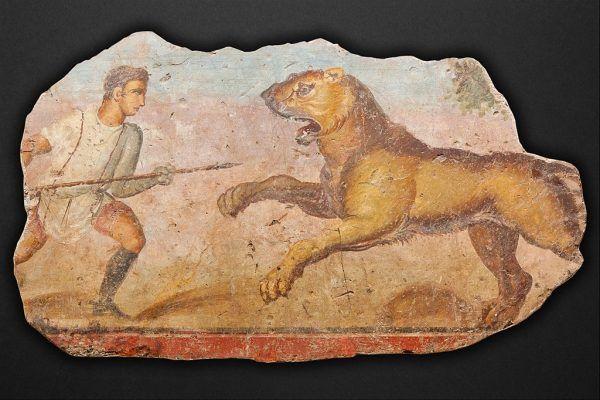 W starciach z wygłodniałymi, oszalałymi ze strachu drapieżnikami szansę mieli tylko najzręczniejsi gladiatorzy.