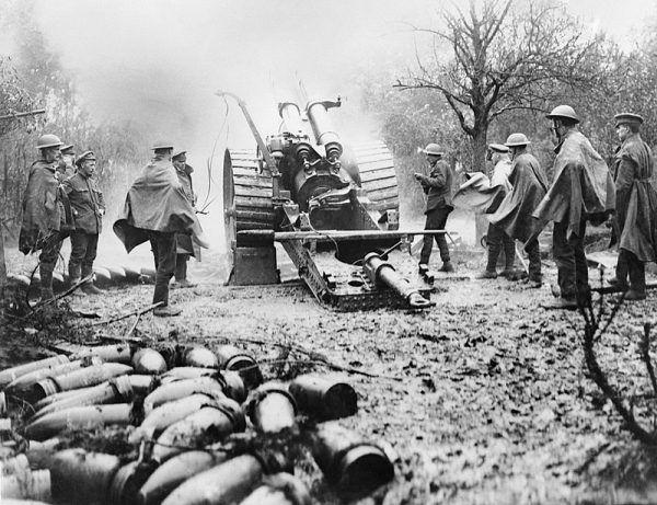 Nowoczesna technologia na trwałe zmieniła oblicze wojny.