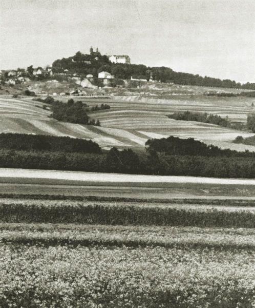 Annaberg, obecna Góra Świętej Anny, w latach 30. XX wieku
