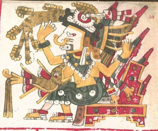 Bogini Mayahuel (fot. domena publiczna)