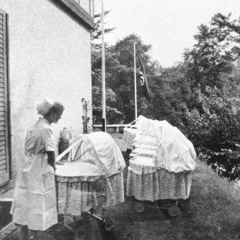 Dzieci urodzone w ośrodku Lebensborn.