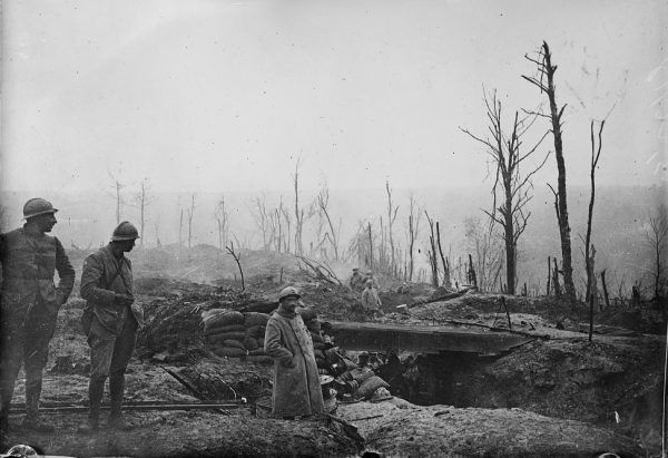 Wojna pozycyjna przynosiła ogromne straty po obu stronach.