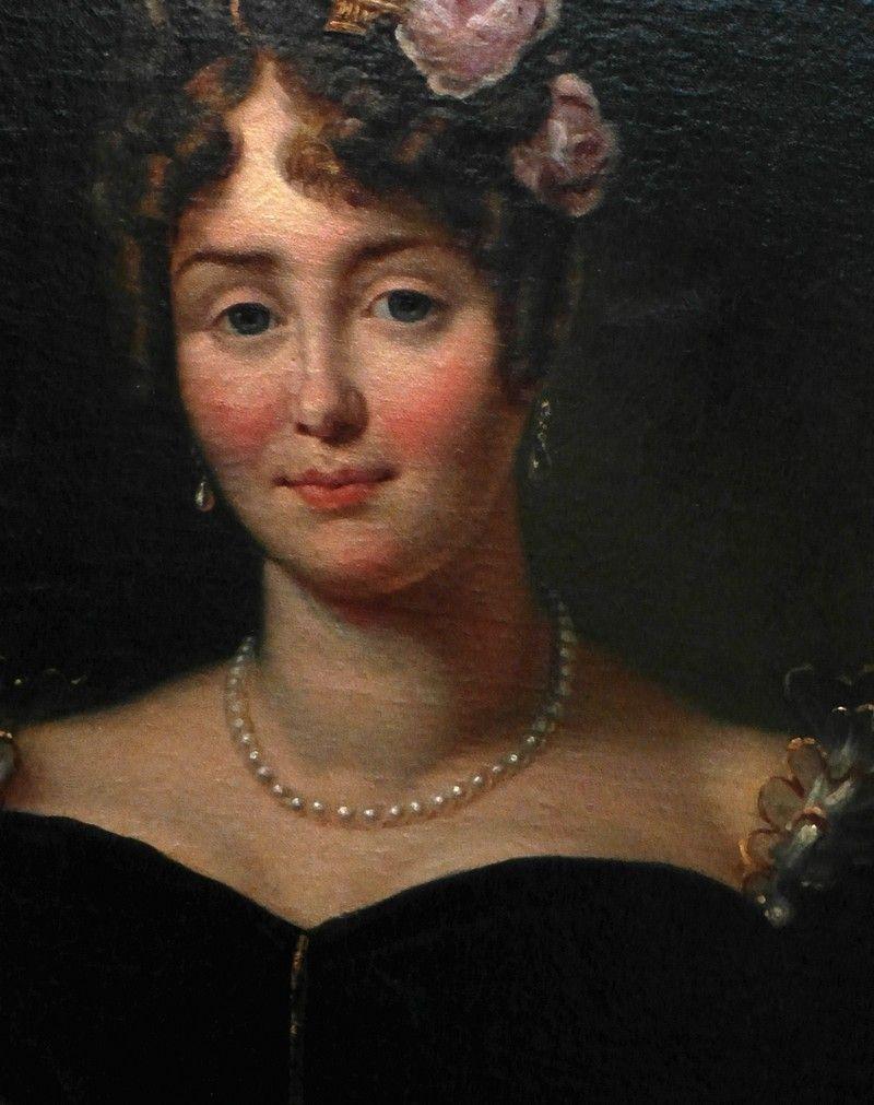 Maria Walewska wierzyła, że jej związek z Napoleonem pomoże Polsce.