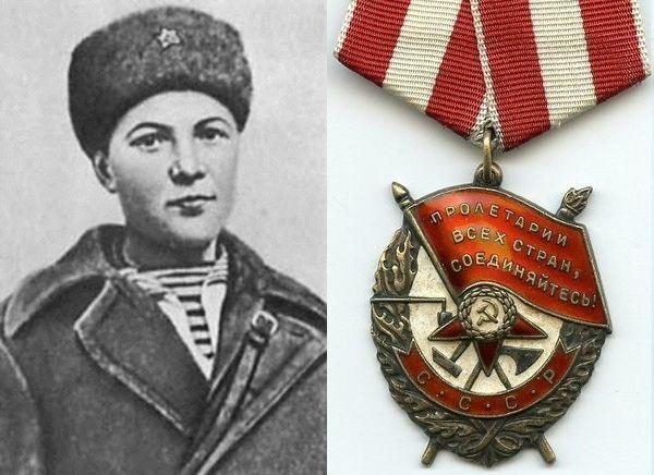 Broniące Odessy kobiety również otrzymywały wysokie odznaczenia. Jedną z nich był Nina Oniłowa odznaczona Orderem Czerwonego Sztandaru.
