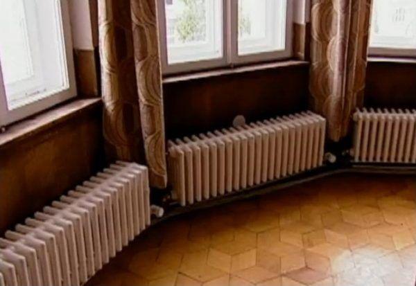 Mieszkanie, w którym Geli popełniła samobójstwo.