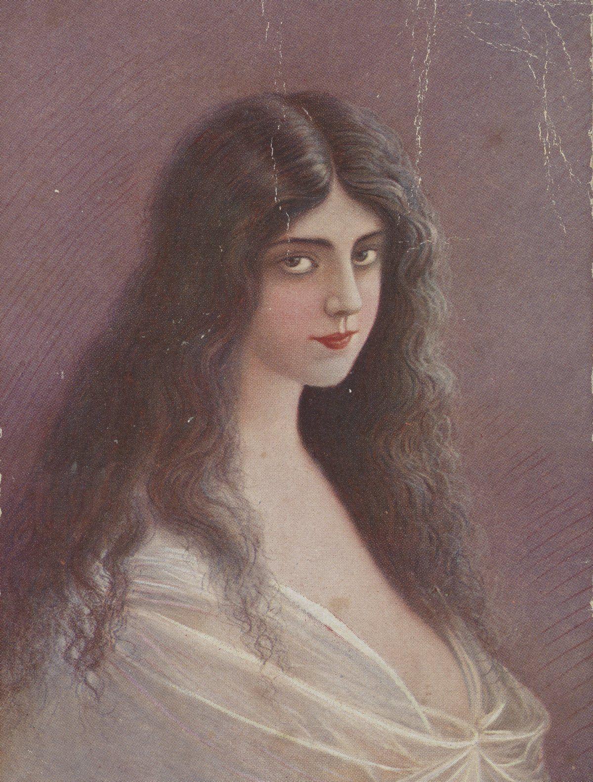 Opisywany przez Magnusa Hirschfelda berliński student zapewne nie oparłby się pokusie obcięcia tak pięknych włosów.