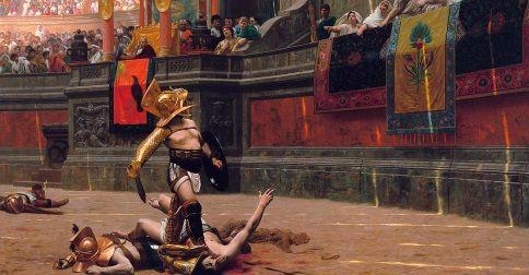 ed12b31d Najbardziej przerażające zmagania gladiatorów. Z kim kazano im walczyć? |  CiekawostkiHistoryczne.pl