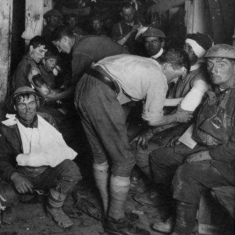 Doświadczenia wojenne mocno odbijały się na psychice żołnierzy.