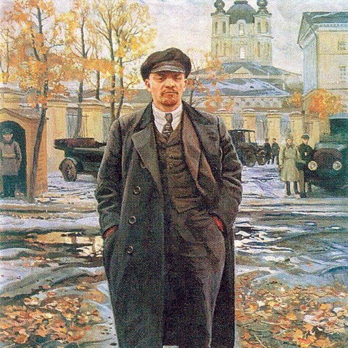 Przez długi czas Lenin nawoływał do rewolucji z bezpiecznego oddalenia. Czy naprawdę nie mógł wrócić do Rosji? A może nie starczyło mu odwagi?