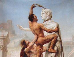 Bezwzględna ekspansja Rzymu przysparzała mu wielu wrogów. Niektórym prawie udało się ją powstrzymać... a nawet zagrozić istnieniu samego imperium.
